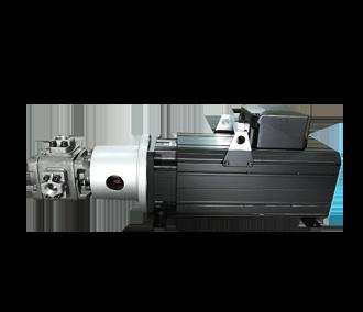 液压伺服泵控系统