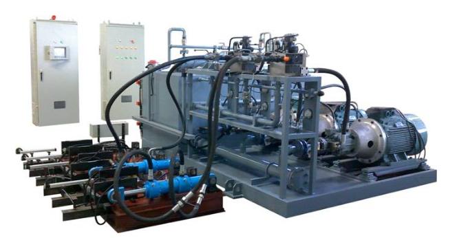 篦冷机油缸控制系统解决方案