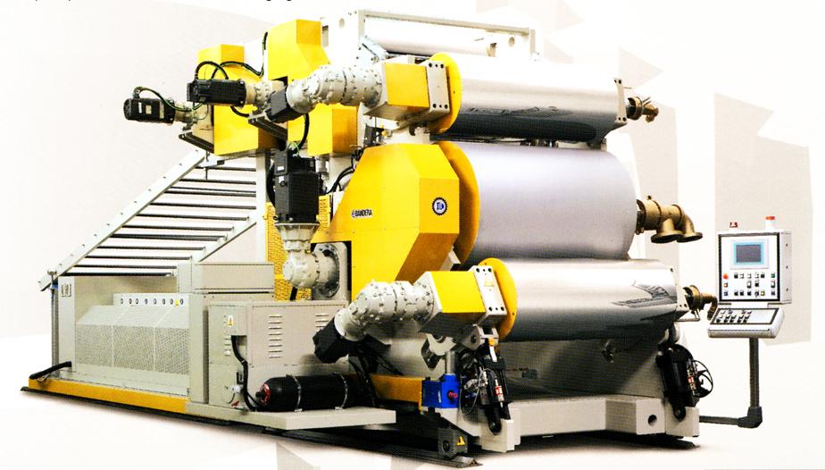 压延机高精度液压多轴同步控制