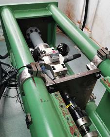 DELTA液压运动控制器在试验机上的应用