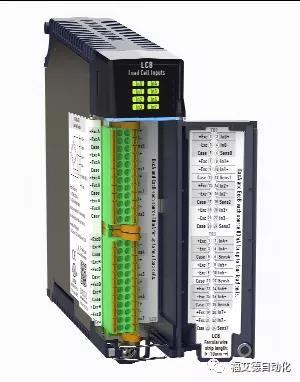 新产品:用于RMC 200的LC8载荷传感器模块